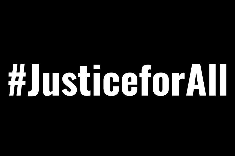 #JusticeforAll