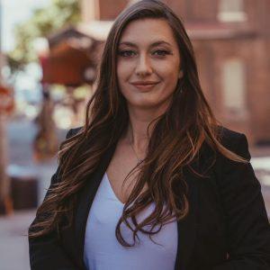 Sarah Muntean, Board Member